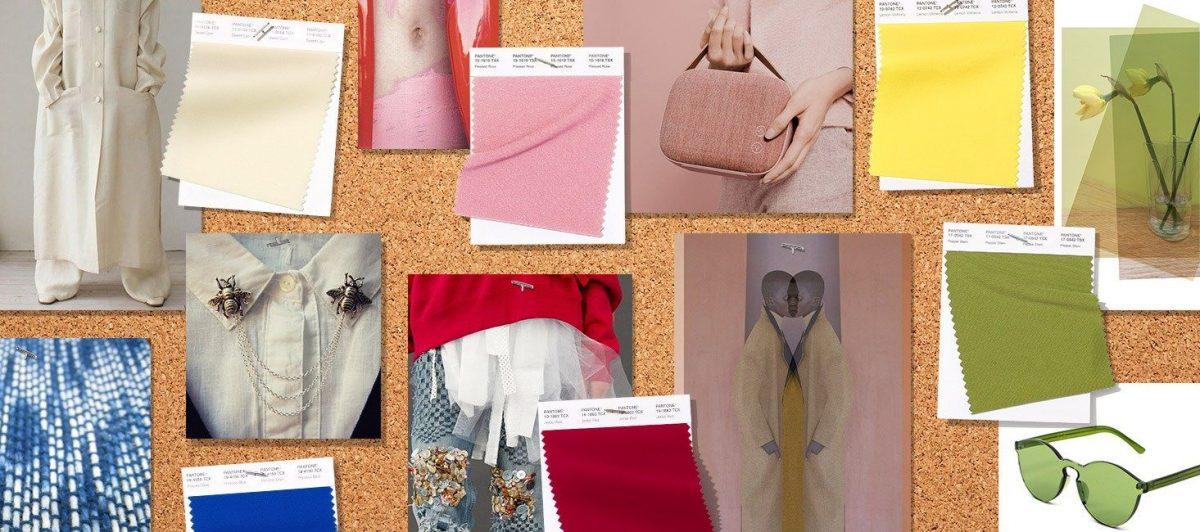 Модные цвета весна-лето 2019 и нейтральная четвёрка